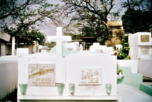 Makati Cemetery @Canonet Junior