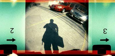 shadowy